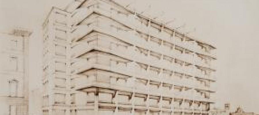 Giovanni Salghetti-Drioli Itinerario livornese di un architetto: mostra e convegno al L.E.M.