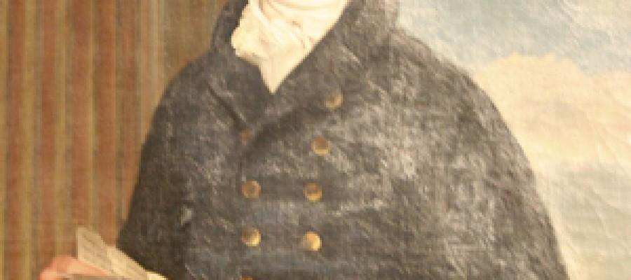 Arriva all'Isola d'Elba da Parigi il ritratto di Sir Neil Campbell