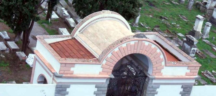 Presentazione interventi di restauro del Cimitero Monumentale Ebraico
