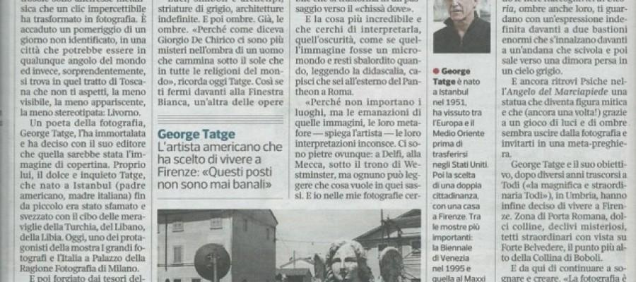 """""""Henri Cartier-Bresson e gli altri. I grandi fotografi e l'Italia"""". Anche George Tatge alla mostra  milanese"""