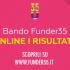 I risultati del bando Funder35 edizione 2016