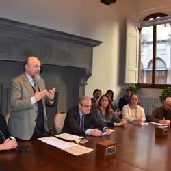 Memorandum d'intesa fra  la Fondazione Romualdo Del Bianco  e l'Associazione Osservatorio dei Mestieri d'Arte