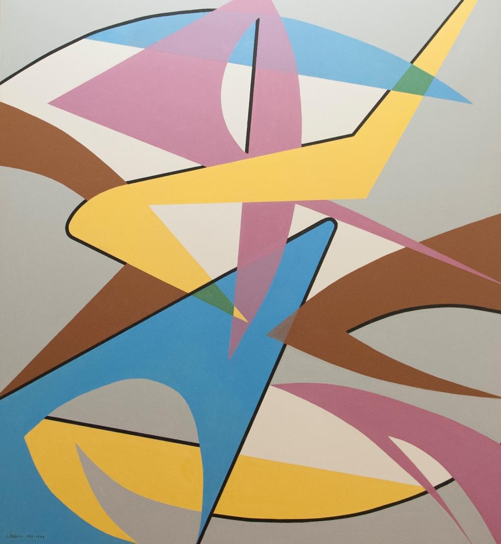 Finissage della mostra di Ferdinando Chevrier al ritmo di jazz blues