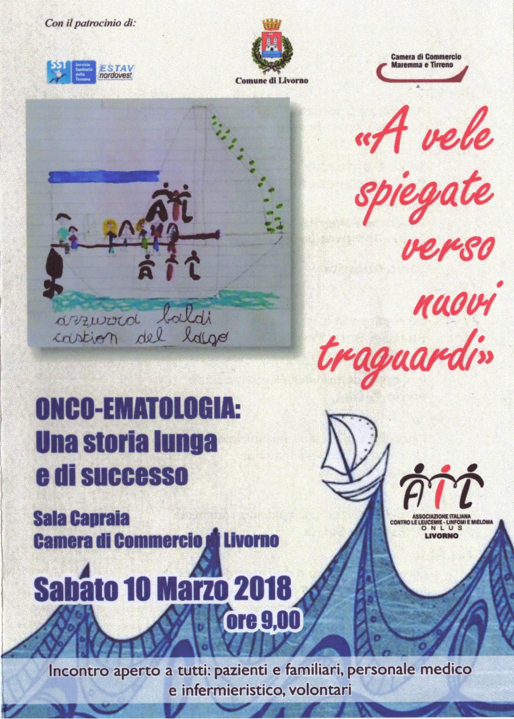 L'Associazione Italiana contro le Leucemie incontra la cittadinanza