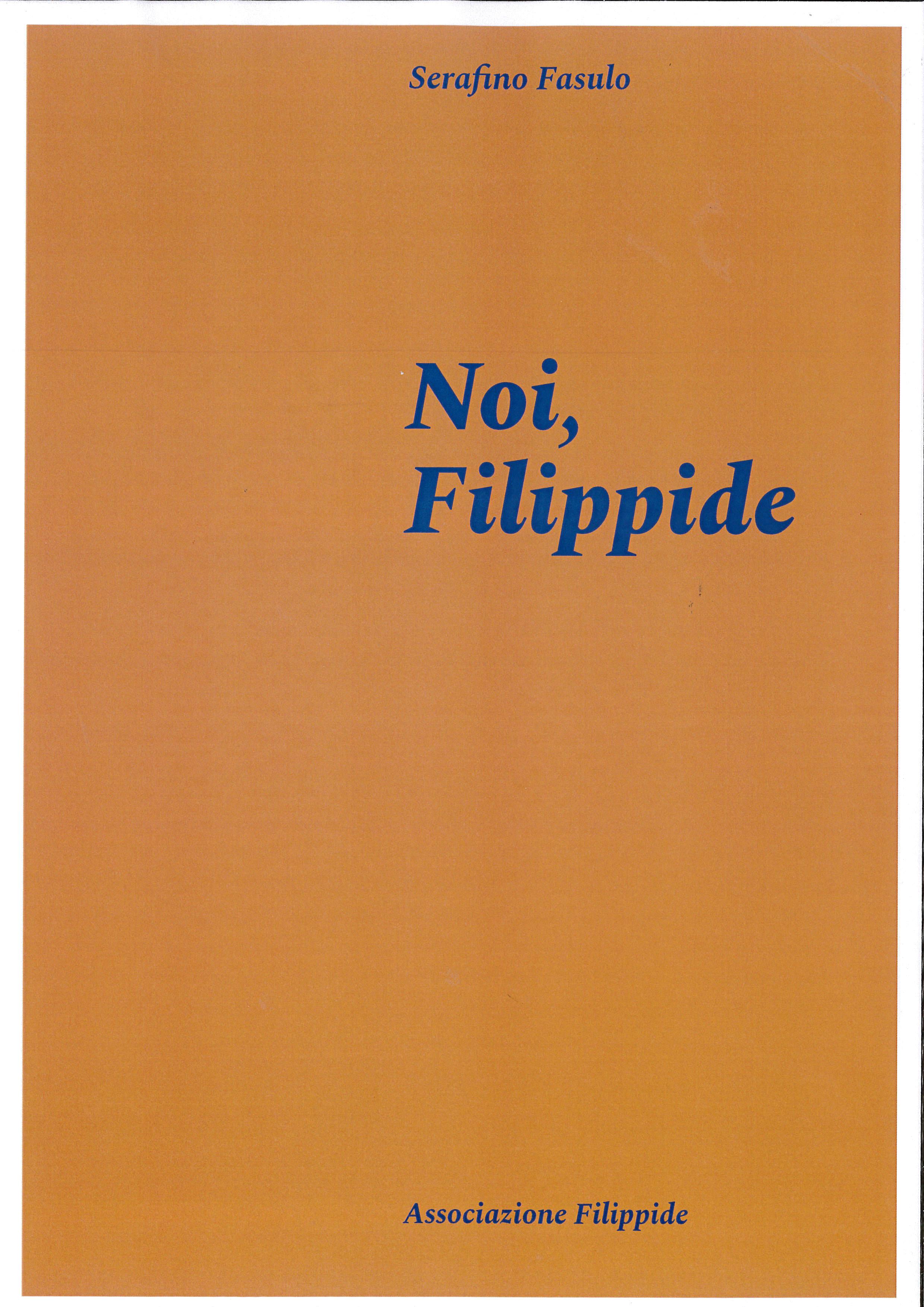 """Presentazione volume """"Noi Filippide"""""""