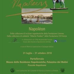 Inaugura il 31 luglio all'Elba la mostra Napoléon