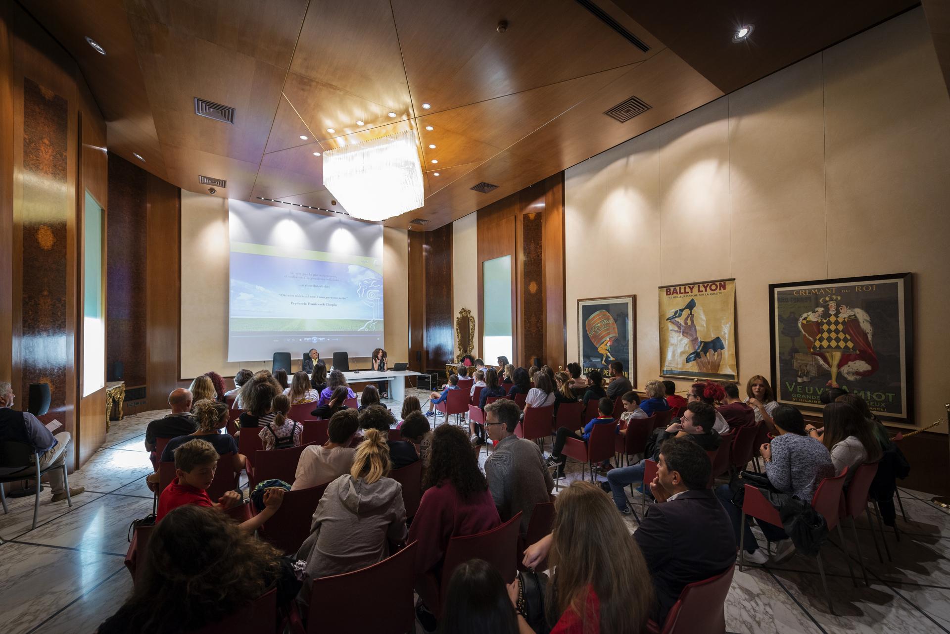 I video della  Settimana dei Beni Culturali e Ambientali  incontrano il Festival sull'Umorismo
