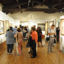 Ultimi giorni per visitare la mostra di Ferruccio Rontini ai Granai di Villa Mimbelli