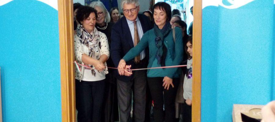 """Alla scuola elementare """"G. Carducci"""" di Rosignano M.mo è stato inaugurato il LABORATORIO DEI VECCHI MESTIERI"""